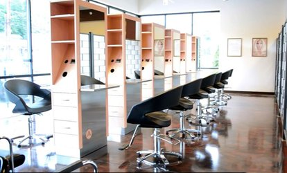 49% Off Hair, Skin, and Nail Services at Aveda Institute RI