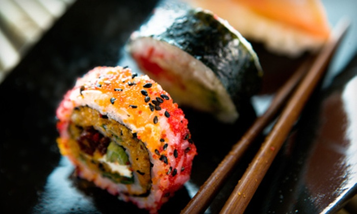 Oh! Sushi - Doral: Japanese Fare for Two or Four at Oh! Sushi in Doral (Half Off)