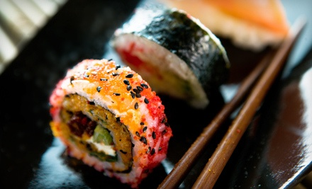 $30 Groupon to Oh! Sushi for 2 People  - Oh! Sushi in Doral