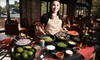 Flying V Bar & Grill - Catalina Foothills: $15 for $30 Worth of Southwestern Fare and Beverages at Flying V Bar & Grill