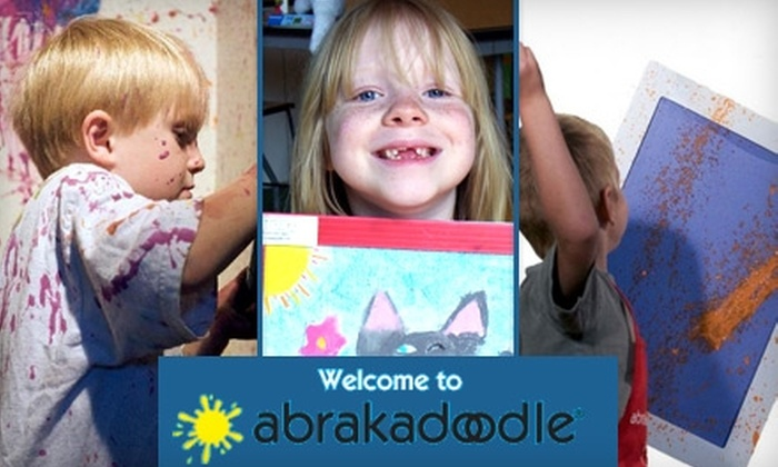 Abrakadoodle - Cedar Park: $20 for $40 Worth of Camps, Parties, or Classes at Abrakadoodle