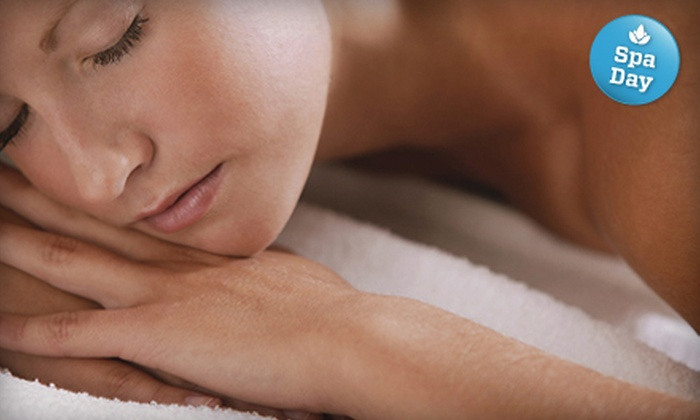 Back2Life - Meridian: $20 for a Pumpkin-Spice Aromatherapy Massage at Back2Life ($70 Value)