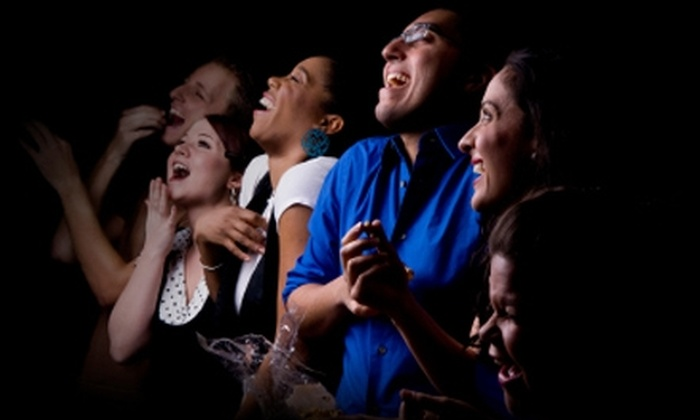 Goodnight's Comedy Club - University: $18 for Two Tickets to Goodnight's Comedy Club (Up to $45 Value)