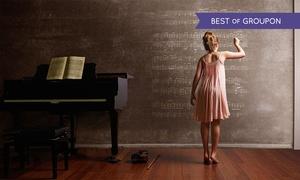 Laudius - Akademie für Fernstudien: 12 Monate Onlinekurs zur Musiklehre mit Noten, optional mit Fernlehrerbetreuung u. Prüfung bei Laudius(bis 94% sparen)