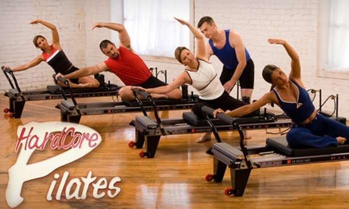 hardcore pilates houston