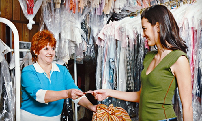 Ginny's Wash House - South Scottsdale: $20 for $40 Worth of Laundry Services from Ginny's Wash House