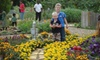 Leila Arboretum Society - Battle Creek: $25 for a One-Year Family Membership ($50 Value) or $50 Worth of Group Classes at Leila Arboretum Society