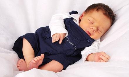 """Fotoshooting """"Kleines Kinderportrait"""" oder Baby-Abo mit 4 Terminen bei Art & Photo Urbschat ab 29 € (bis zu 93% sparen*)"""