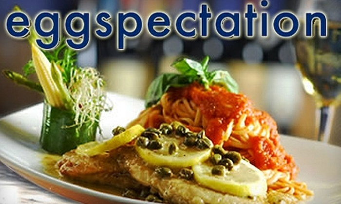 Eggspectation (old) - Silver Spring: $15 for $30 Worth of Eclectic Eats at Eggspectation in Silver Spring