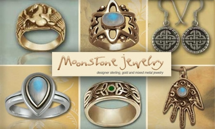 Moonstone Jewelry - Atlanta: $25 for $50 Worth of Classic and Contemporary Artisan Jewelry from Moonstone Jewelry
