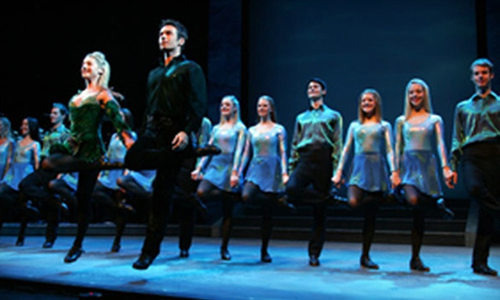 Riverdance presented by the Dallas POPS - South Dallas: One Ticket to Riverdance at The Music Hall at Fair Park on February 7 or 8 (Up to $51.08 Value). Three Shows Available.