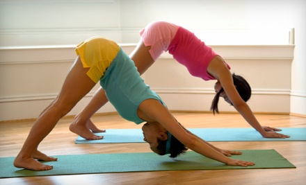 4 Classes (up to a $70 value) - Highland Yoga Center in St. Paul