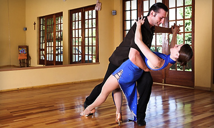 Nashville Ballroom - Downtown Nashville: $39 for Two Private Dance Lessons and One Group Dance Class for One or Two at Nashville Ballroom ($195 Value)