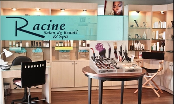 Racine Salon de Beaute & Spa - Islip: $89 for Spa Package at Racine Salon de Beaute & Spa ($180 Value)