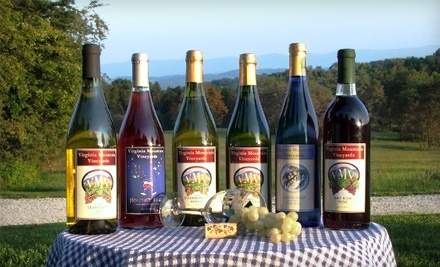 Virginia Mountain Vineyards - Virginia Mountain Vineyards in Fincastle