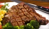 Smedlap's Smithy Restaurant and Tavern - Waterville: Steaks, Seafood, and Burgers at Smedlap's Smithy Restaurant and Tavern (Up to 62% Off). Three Options Available.
