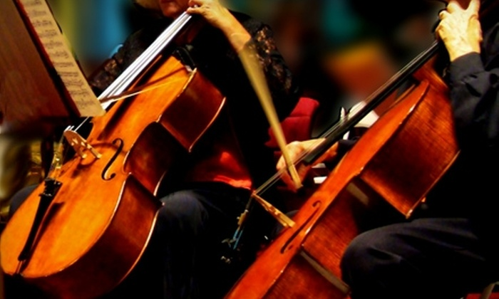 "Birmingham-Bloomfield Symphony Orchestra - Franklin: $25 for Two Tickets to Birmingham-Bloomfield Symphony Orchestra's ""From the New World"" Concert in Beverly Hills ($54 Value)"