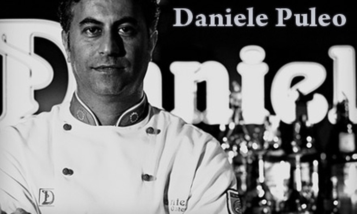 Daniele Puleo - Oak Lawn: $159 for a Three-Hour Cooking Class with Chef Daniele Puleo. Choose From Three Options. ($375 Value)
