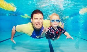 Menai Swim Academy: One Semester of Swimming Lessons for 1 ($75), 2 ($139) or 3 Children ($199), Menai Swim Academy (Up to $501 Value)