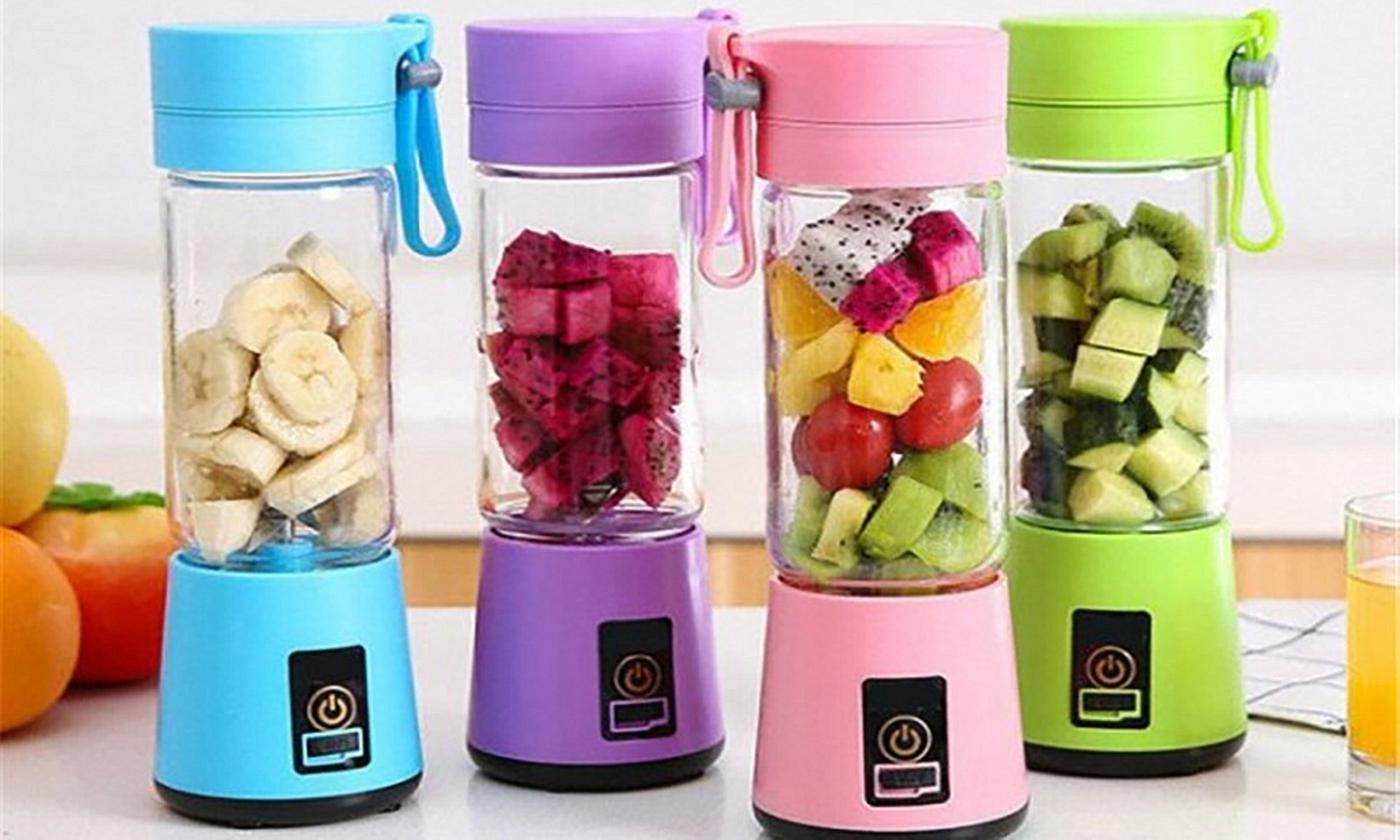 Portable Compact Juice Blender