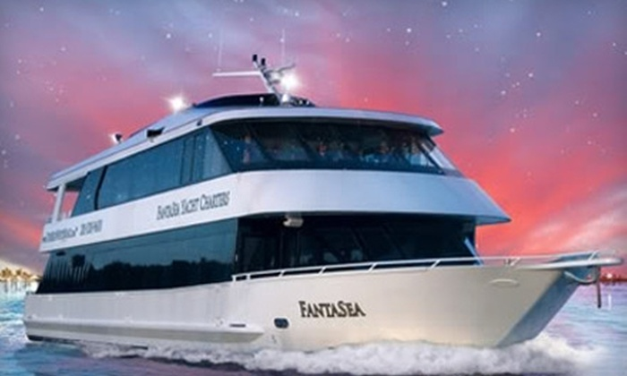 The Boardwalk FantaSea - Kemah: $22 for Two-Hour Afternoon Cruise and Free Drink from The Boardwalk FantaSea (Up to $44.65 Value)