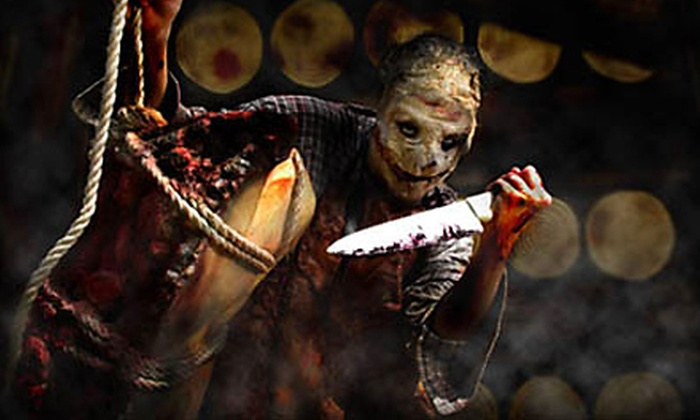 Shocktoberfest Scream Park - Sinking Spring: All-Access and RIP Passes for Two or Four to Shocktoberfest Scream Park in Sinking Spring