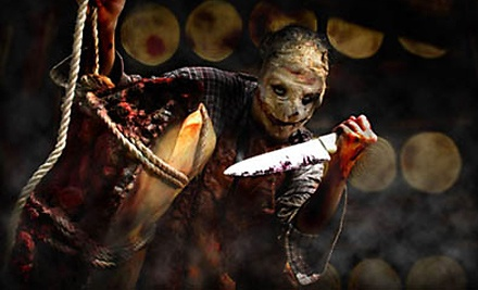 2 All-Access Passes and 2 RIP Front-of-the-Line Passes (a $97 value after service fees) - Shocktoberfest Scream Park in Sinking Spring