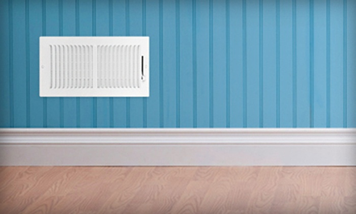 Pure Air Services Inc. - Signal Hill: Home-Ventilation Cleaning or Home-Ventilation and Dryer-Vent Cleaning from Pure Air Services Inc. (Up to 88% Off)
