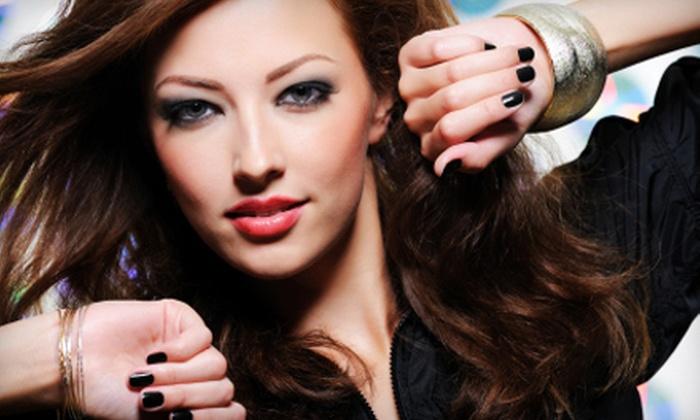Head 2 Head Fine Nail Salon and Gift Boutique - Macon: $12 for a Shellac Manicure at Head 2 Head Fine Nail Salon and Gift Boutique ($25 Value)