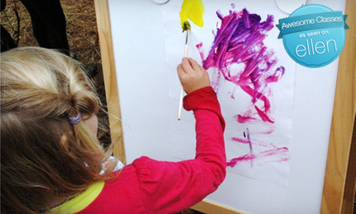 Picassitos - Sellwood - Moreland Improvement League: $20 for $40 Worth of Adult, Children's, and Drop-In Art Classes at Picassitos