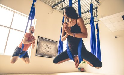 5 or 10 Yoga Classes of your Choice for One or Two at Studio Bhuta Yoga (Up to 83% Off)