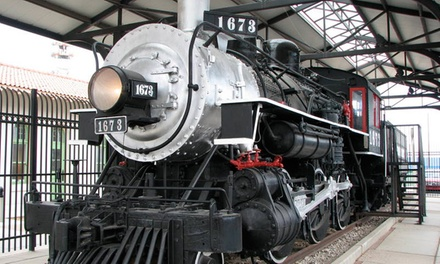 Tour for Four or Eight People at Southern Arizona Transportation Museum (50% Off)