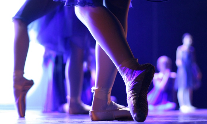 Malia In Motion - Elk Grove: $18 for $30 Worth of Dinner and Dance Show — Malia In Motion Contemporary Dance