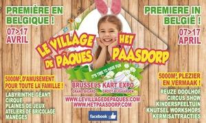 Le Village de Pâques: Ingang voorPaasdorp vanaf €9: de tip voor een geslaagde Paasvakantie!