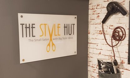 Cut, Treatment and Blow-Dry at The Style Hut
