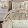 Sahara Ruffled Comforter, Pillows, and Sheets Set (10-Piece)