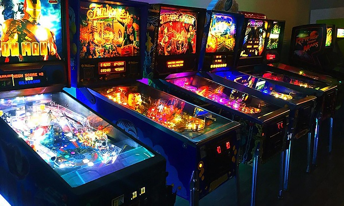 Neon Retro Arcade Up To 45 Off Northridge Ca Groupon