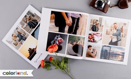 Fotolibro personalizable clásico a elegir tamaño y número de páginas con Colorland (hasta 88% de descuento)
