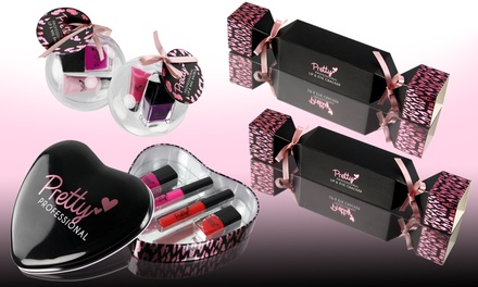 Pretty Cosmetics Christmas Bauble, Cracker, Tin or Bundle from £2.99