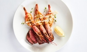 Sevruga Restaurant: Fine Dining Experience from R359 for Two at Sevruga Restaurant