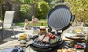 George Foreman Entertaining Grill