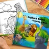 Up to 68% Off Personalized Children's Coloring Book
