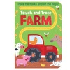 Touch and Trace Farm Board Book