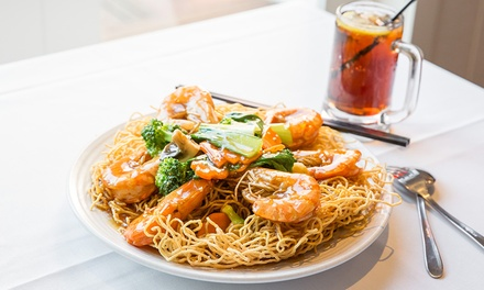 Choice of Seafood or Chicken Dish + Drinks for Two ($25) or Four People ($49) at Ocean Seafood Bar (Up to $83.20 Value)