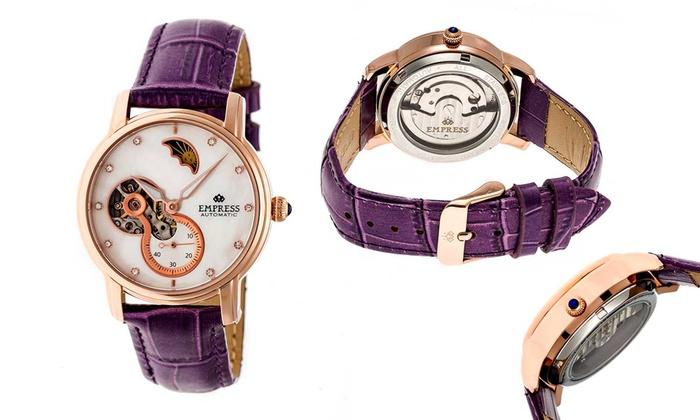 e0b7955c24ee Relojes Empress Theodora para mujer