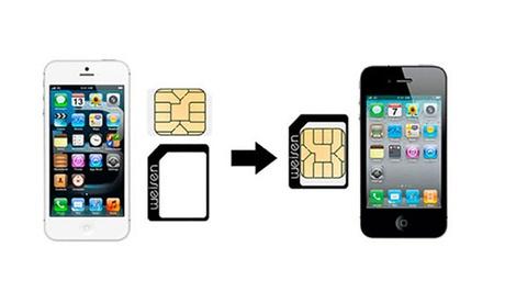Adattatore nano SIM 3 in 1 compatibile con iPhone, iPad, Samsung, Blackberry,...
