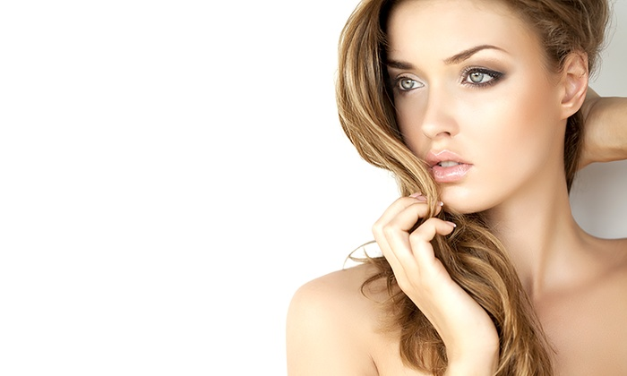 Delores Hair Designs by Michael - Hayden Run Plaza: Haircut with Conditioning, Highlights, or Full Color at Delores Hair Designs by Michael (Up to 60% Off)