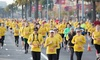 Raceit-The Town's Half Marathon, Turkey Day 5K, - Mission Bay: $13 for Registration for One for the San Francisco Turkey Trot ($24 Value)