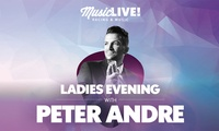 Ladies Evening with Peter Andre at Chepstow Racecourse, 8 July