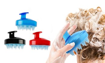 3-in-1 Relaxing Shampoo Brush
